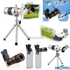 For Apple iPhone 8X 10X 12X 18X 200X Zoom Phone Camera Lens Telescope Microscope