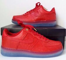 Nike Air Force 1 CMFT Lux Low University Red Size-15 Low High 805300 600