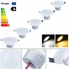LED Dimmable Recessed Downlight Kits 9W 15W 21W 27W 36W For office home market