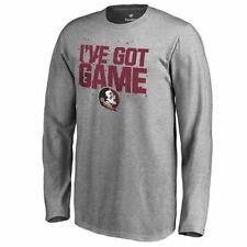 Florida State Seminoles Youth Ash Got Game Long Sleeve T-Shirt - College