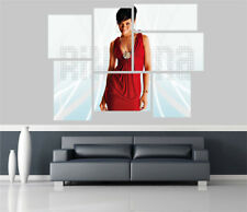 Rihanna Removable Self Adhesive Wall Picture Poster FP 1535