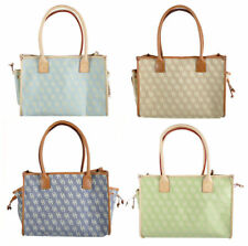 NEW Dooney Bourke DB Logo Signature Double Handle Tote Bag