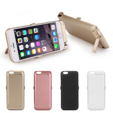 10000mAh External Power Pack Battery Case Charger Cover for iPhone 6 6S 7 8