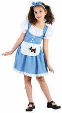 SALE! Kids Fairy (Dog) Tale Girls Book Week Fancy Dress Childs Costume Outfit