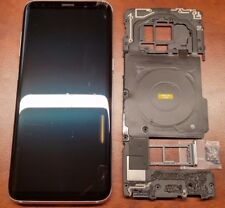 Silver Genuine Samsung Galaxy S8 LCD Touch Digitizer + Full Frame Assembly G950U