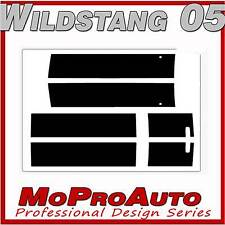 STANG Ford Mustang Racing Stripes Graphics Decals 2008 - 3M Pro Vinyl 006