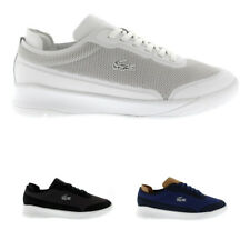 Mens Lacoste Spirit Elite 117 Low Top Sports Casual Lace Up Trainers UK 7-12