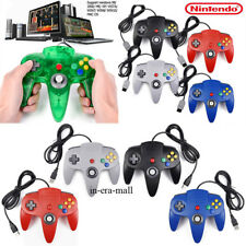 Game Pad Joystick Nintendo Controller For Nintendo 64 N64 System Console / PC