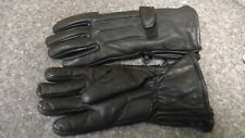 RIVER ROAD LEATHER TAOS GLOVE SIZE MEDIUM