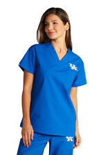 Kentucky Wildcats College IguanaMed Scrubs TOPS -Brand New- FREE SHIPPING!!!