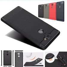 Ultra thin Brushed TPU Soft Rubber Skin Slim Back Case Cover For Nokia 9 8 6 5 3