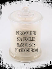 Soy Scented Candle