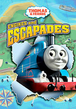 Thomas & Friends - Engines and Escapades (DVD, 2008) BRAND NEW factory sealed