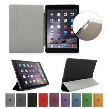 Magnetic Leather Smart Case Cover For Apple iPad Air 2 Ultra thin Skin Back Case