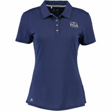 adidas Women's Navy 2016 PGA Championship climalite Essentials Heather Polo