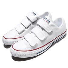Converse Chuck Taylor All Star 3V Canvas Strap White Red Blue Women Shoe 559911C