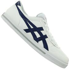 Asics Onitsuka Tiger Aaron Shoes Leisure Sneaker Mexico 66 White Blue 40,5