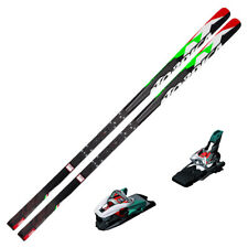 NORDICA Dobermann DH WC Race Ski w/ EDT Plate & Marker Bindings 218cm 0A500100K
