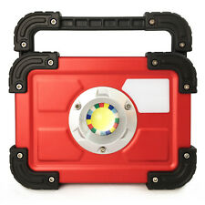 Led work light rechargeable Hand Lamp Flood Light Camping Lantern for Camping