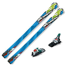 NORDICA DOBERMANN SL Junior Race Skis w/ Plate & Bindings | 129-136 cm 0A432600K