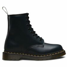Dr.Martens 1460 8 Eyelet Smooth Blue Womens - Mens Boots