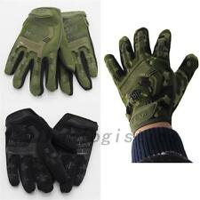 Outdoor Sports Full finger Military Tactical Airsoft Hunting Cycling Gloves