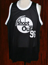 TUPAC SHAKUR ABOVE THE RIM MOVIE JERSEY BIRDIE #96 TOURNAMENT SHOOT OUT NEW SEWN