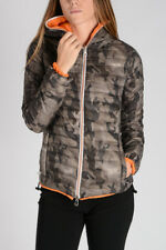 DUVETICA New Woman Reversible Padded Goose Down CARIADUE ERRE Down-Jacket NWT