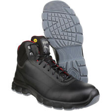 Puma Safety Footwear Mens Pioneer Mid Laceup Steel Toe S3 Safety Boots
