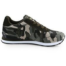Comfortable Mens Breathable Camouflage Sneakers Lace Up Casual Sports Shoes