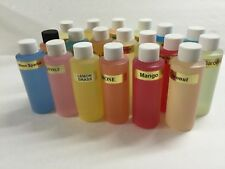 4oz bottle Fragrance Oil For Burners & Diffusers pure uncut