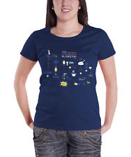 The Big Bang Theory T Shirt The Friendship Algorithm Official Womens Skinny Fit
