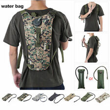 Camping Hiking Bottle Pouch Tactical Kamp Hydration Backpack Water Bag