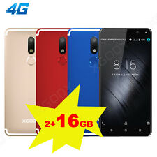"""5.5"""" Cheap Factory Unlocked Android 7.0 Cell Smart Phone 4Core Dual SIM 4G Wifi"""