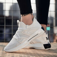 Ankle boots Men's Running Shoes Lace Up Fashion Mesh cloth Athletic Shoes y24