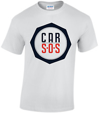 CAR S.O.S. T-shirt - XS-XXXL - M/F - SOS Wheeler Dealers