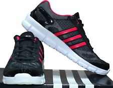 ® adidas CLIMACOOL Womens CC Fresh W Shoes Sneakers Trainers Black Pink D66264