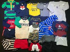CARTERS Baby Boys Newborn, 0-3, 3-6 Months Sets Clothes Outfits Lot B135 CLEAN