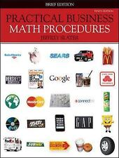 Practical Business Math Procedures Brief with Business Math Handbook, Student D