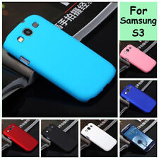 For Samsung Galaxy S3 i9300 Ultra thin Frosted Matte Plastic Hard Cover Case