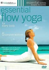 Essential Flow Yoga for Every Body DVD