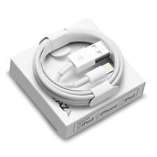 MFi Certified USB 2.0 Data Sync Charger Cable Cord For Apple iPhone