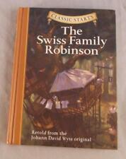 THE SWISS FAMILY ROBINSON RETOLD FROM JOHANN D. WYSS ORIGINAL BY CHRIS TAIT