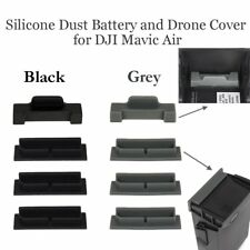 For DJI Mavic Air Drone Dustproof Plug Battery Charging Port+Body Silicone Cover