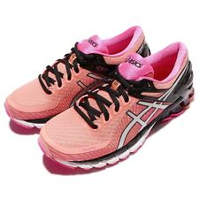 Asics Gel-Kinsei 6 VI orange Pink Black Womens Running Shoes Sneakers T692N-7693