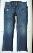 Rock and Republic Henlee Bootcut Jeans Distressed Denim Mens  Size 34 X 31