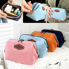 Multifunction Purse Box Travel Makeup Cosmetic Bag Toiletry Pouch Organizer Case