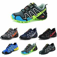 2018 Men's Salomon Speedcross Pro Athletic Running Outdoor Hiking Fashion Shoes