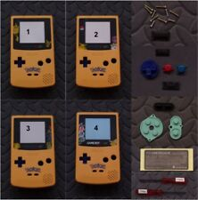 Nintendo Game Boy Color Pokemon LIMITED EDITION Shell-You Pick Screen Lens!