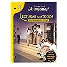 Avancemos 2 books ebay 2 lecturas para todos by mcdougal littell used condition fandeluxe Image collections